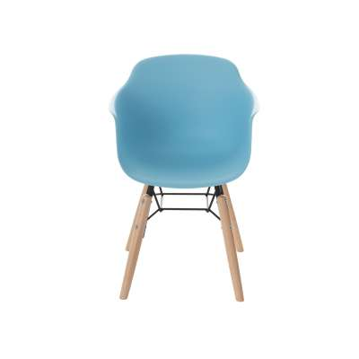 Baby chair Monte light blue Furnitures - Yellowtipi.uk