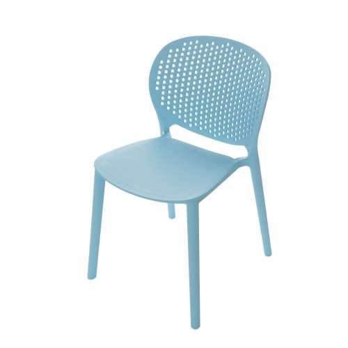 Dětská židle Pico II light blue