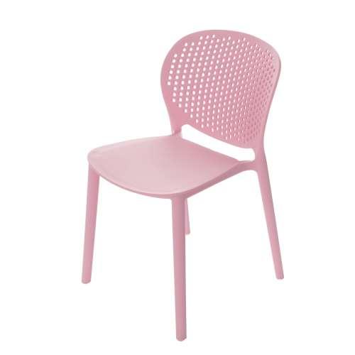 Krzesełko dziecięce Pico II candy pink