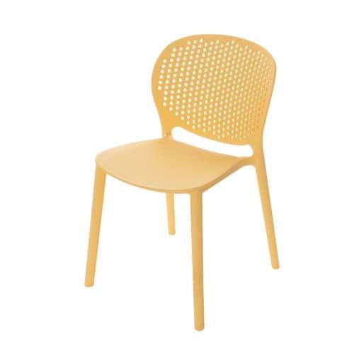 Krzesełko dziecięce Pico II pudding yellow