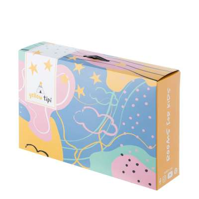 Gift Box Yellow Tipi