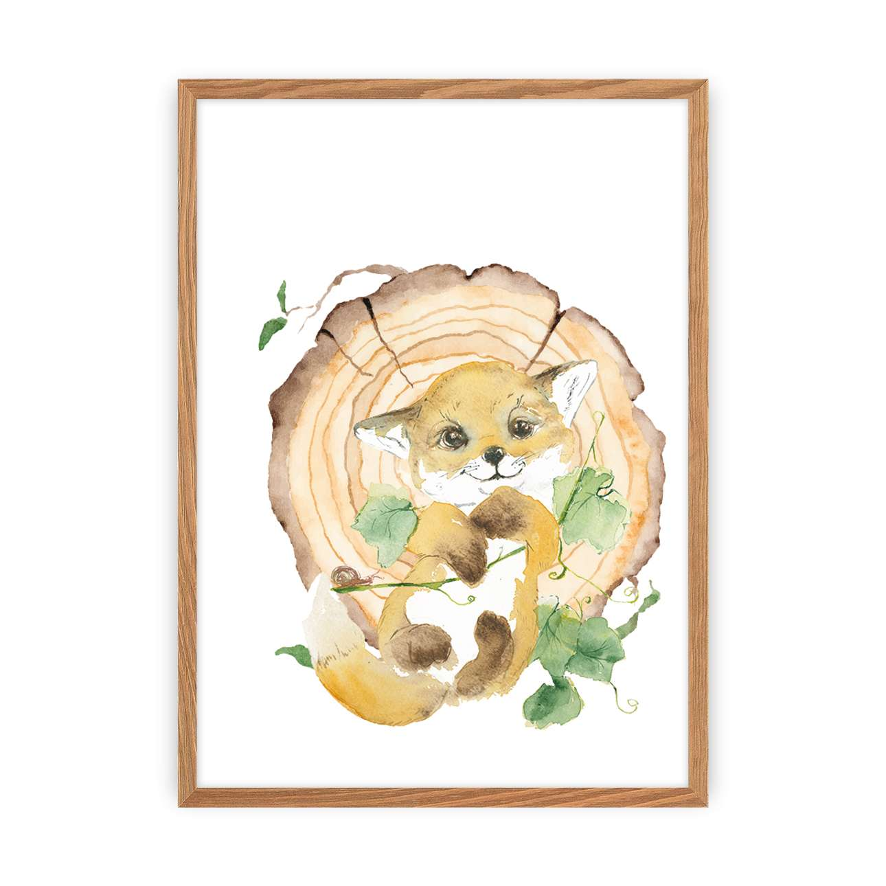 Forest Story picture Fox