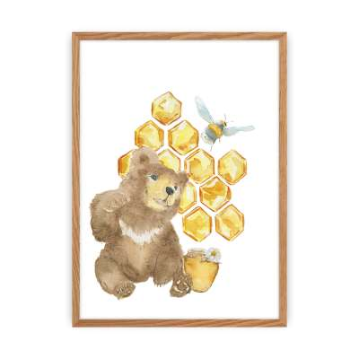 Forest Story picture Bear