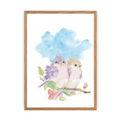 Bild Forest Story Birds