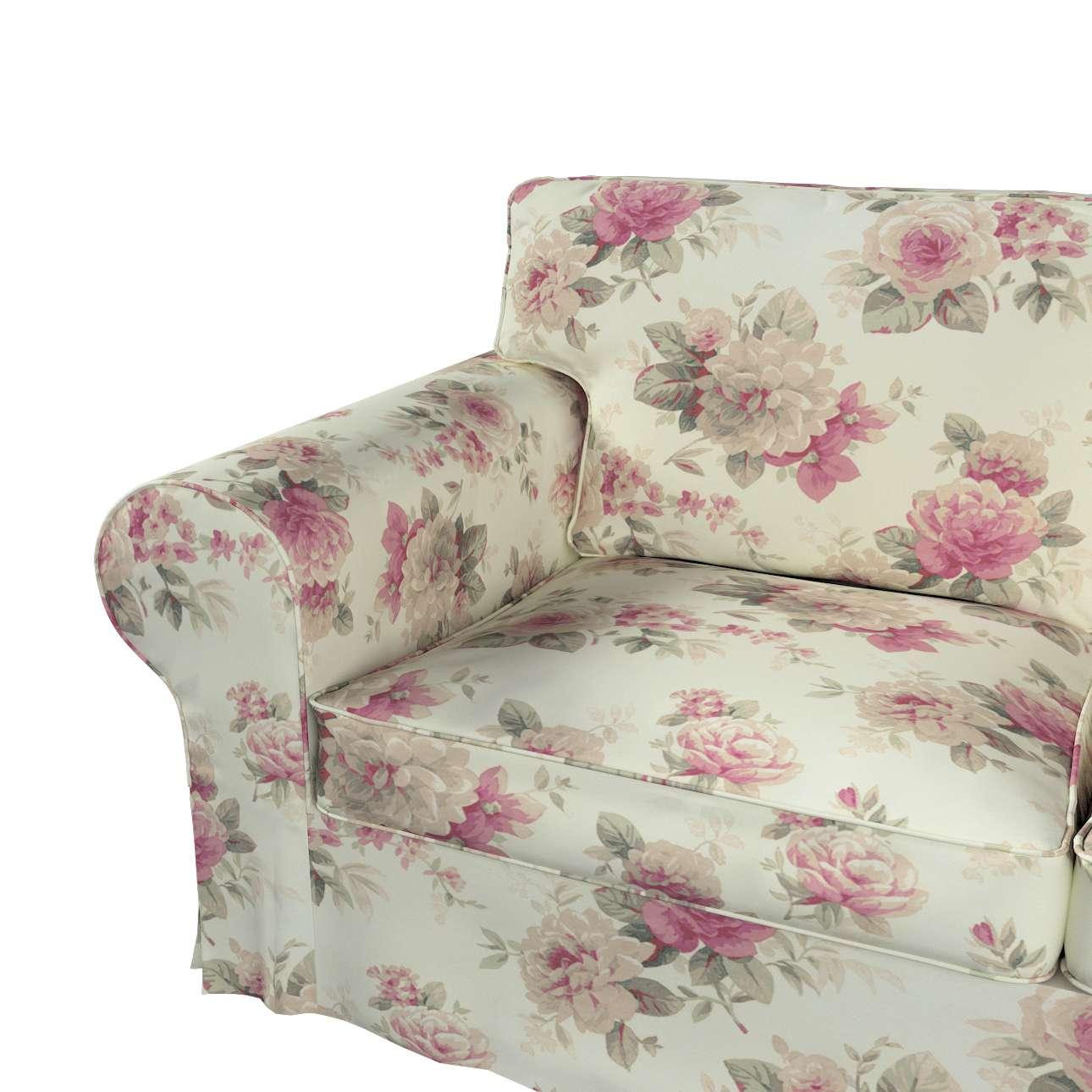Ektorp 2-Sitzer Sofabezug mit Recamiere von der Kollektion Mirella, Stoff: 141-07