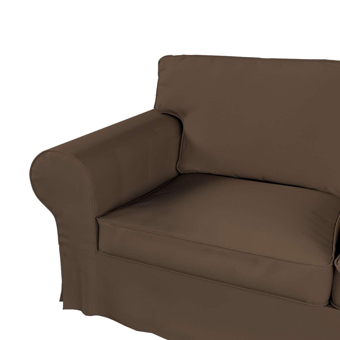 Ektorp 2-üléses kanapé és fekvőhotel huzat a kollekcióból Cotton Panama Bútorszövet, Dekoranyag: 702-02