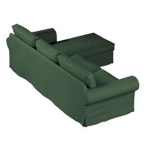 Ektorp 2-Sitzer Sofabezug mit Recamiere Ektorp 2-Sitzer Sofabezug mit Recamiere von der Kollektion Cotton Panama, Stoff: 702-06