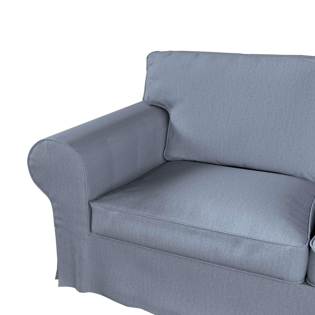 Ektorp dvivietės sofos su gulimuoju krėslu užvalkalas kolekcijoje Chenille, audinys: 702-13