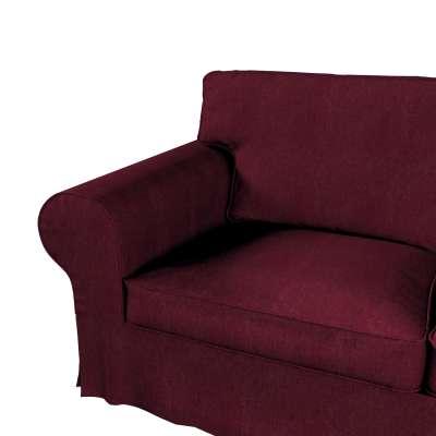 Pokrowiec na sofę Ektorp 2-osobową i leżankę w kolekcji Chenille, tkanina: 702-19