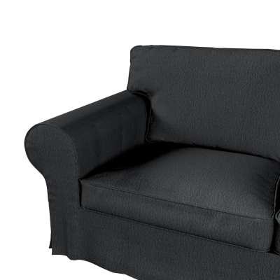 Pokrowiec na sofę Ektorp 2-osobową i leżankę w kolekcji Chenille, tkanina: 702-20