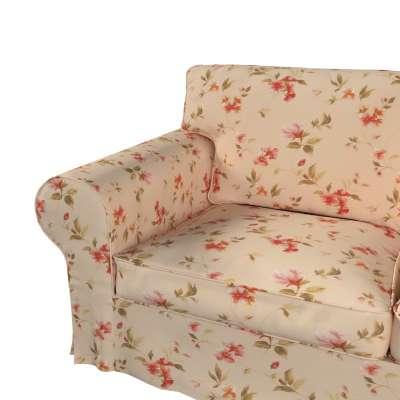 Pokrowiec na sofę Ektorp 2-osobową i leżankę w kolekcji Londres, tkanina: 124-05