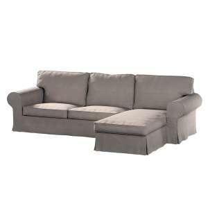 Ektorp 2-Sitzer Sofabezug mit Recamiere Ektorp 2-Sitzer Sofabezug mit Recamiere von der Kollektion Etna, Stoff: 705-09