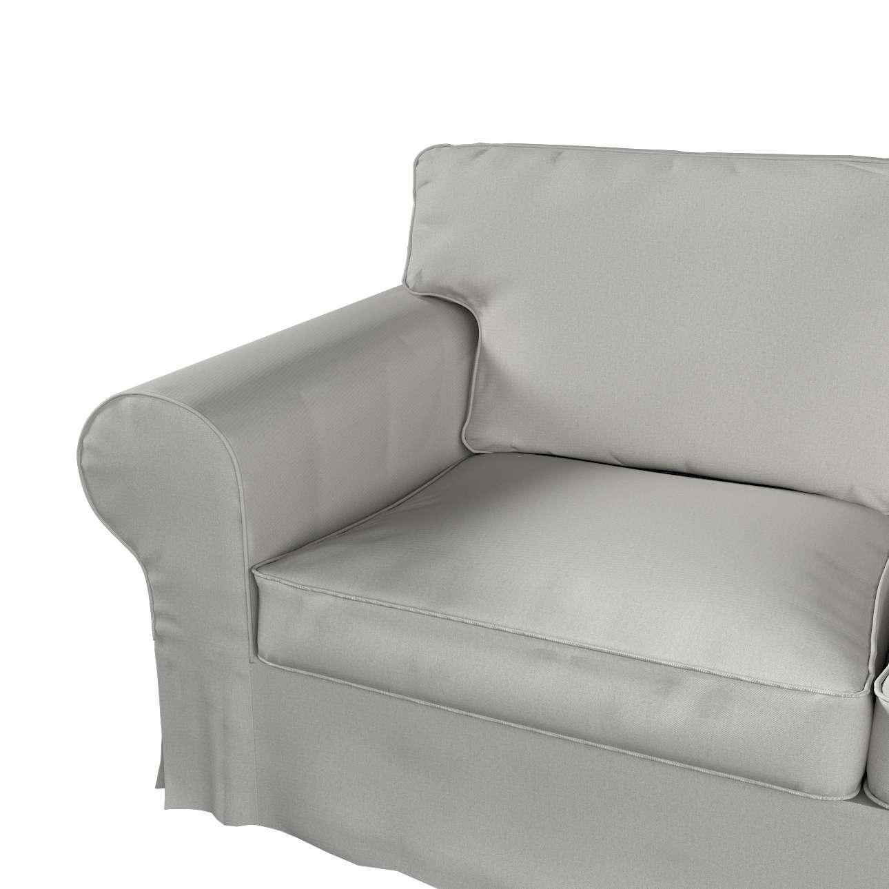 Pokrowiec na sofę Ektorp 2-osobową i leżankę w kolekcji Etna, tkanina: 705-90