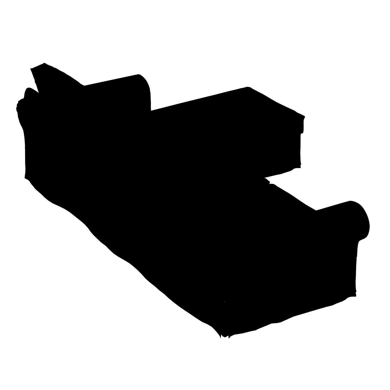 Pokrowiec na sofę Ektorp 2-osobową i leżankę w kolekcji Etna, tkanina: 705-00