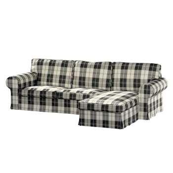 Ektorp 2-Sitzer Sofabezug mit Recamiere Ektorp 2-Sitzer Sofabezug mit Recamiere von der Kollektion Edinburgh , Stoff: 115-74