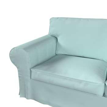 Pokrowiec na sofę Ektorp 2-osobową i leżankę w kolekcji Cotton Panama, tkanina: 702-10