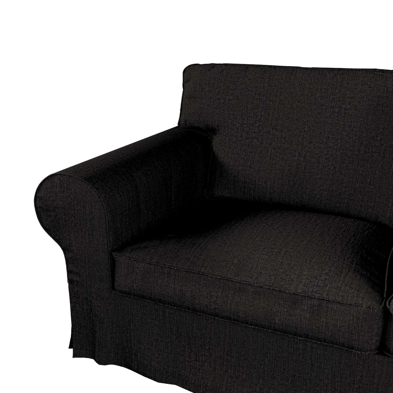 Pokrowiec na sofę Ektorp 2-osobową i leżankę w kolekcji Vintage, tkanina: 702-36