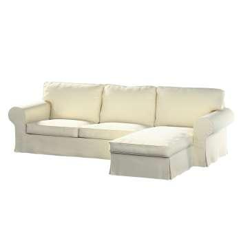 Ektorp betræk 2 sæder med chaiselong