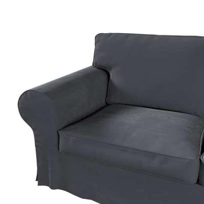 Pokrowiec na sofę Ektorp 2-osobową i leżankę w kolekcji Velvet, tkanina: 704-12
