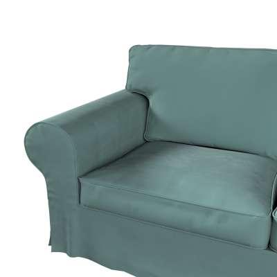 Bezug für Ektorp 2-Sitzer Sofa mit Recamiere von der Kollektion Velvet, Stoff: 704-18