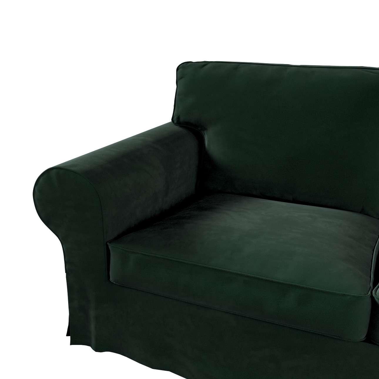 Bezug für Ektorp 2-Sitzer Sofa mit Recamiere von der Kollektion Velvet, Stoff: 704-25
