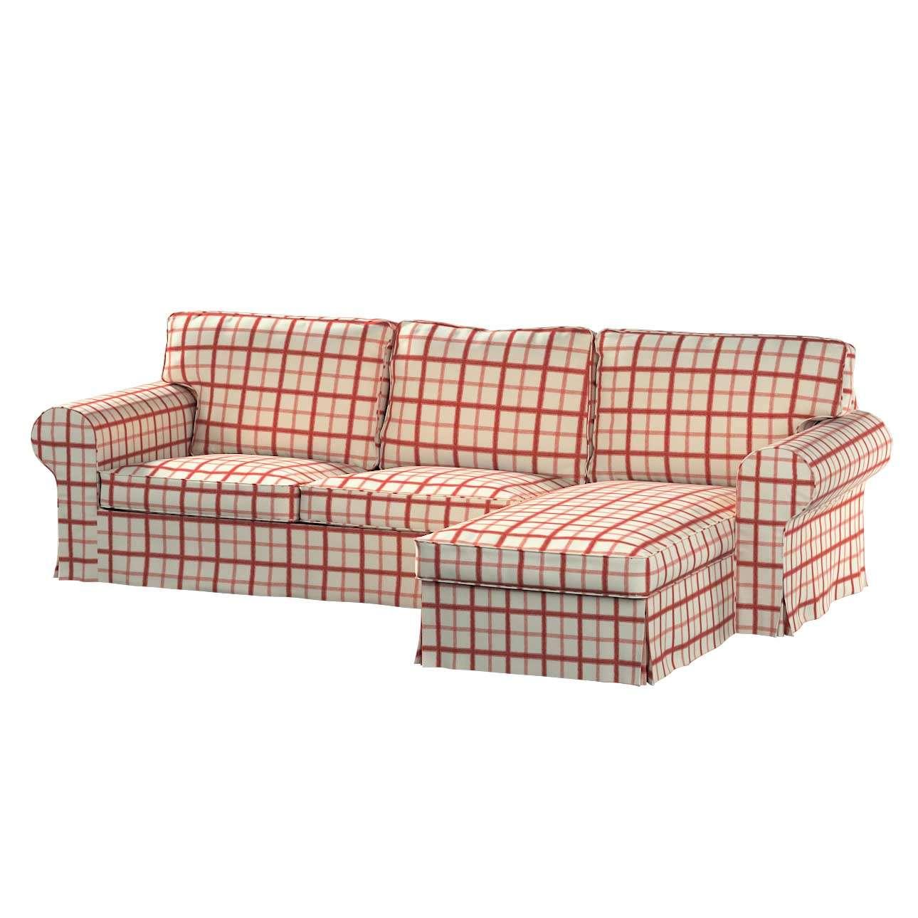 Ektorp 2-Sitzer Sofabezug mit Recamiere Ektorp 2-Sitzer Sofabezug mit Recamiere von der Kollektion Avinon, Stoff: 131-15