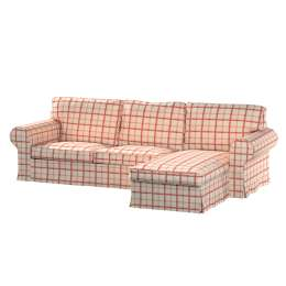 Ektorp 2-seater sofa with chaise longue cover