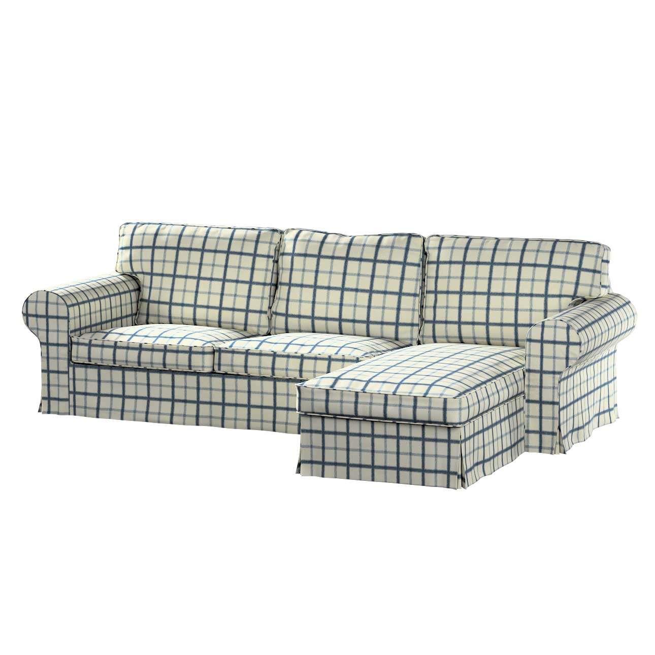 Ektorp 2-Sitzer Sofabezug mit Recamiere Ektorp 2-Sitzer Sofabezug mit Recamiere von der Kollektion Avinon, Stoff: 131-66