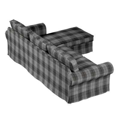 Pokrowiec na sofę Ektorp 2-osobową i leżankę w kolekcji Edinburgh, tkanina: 115-75