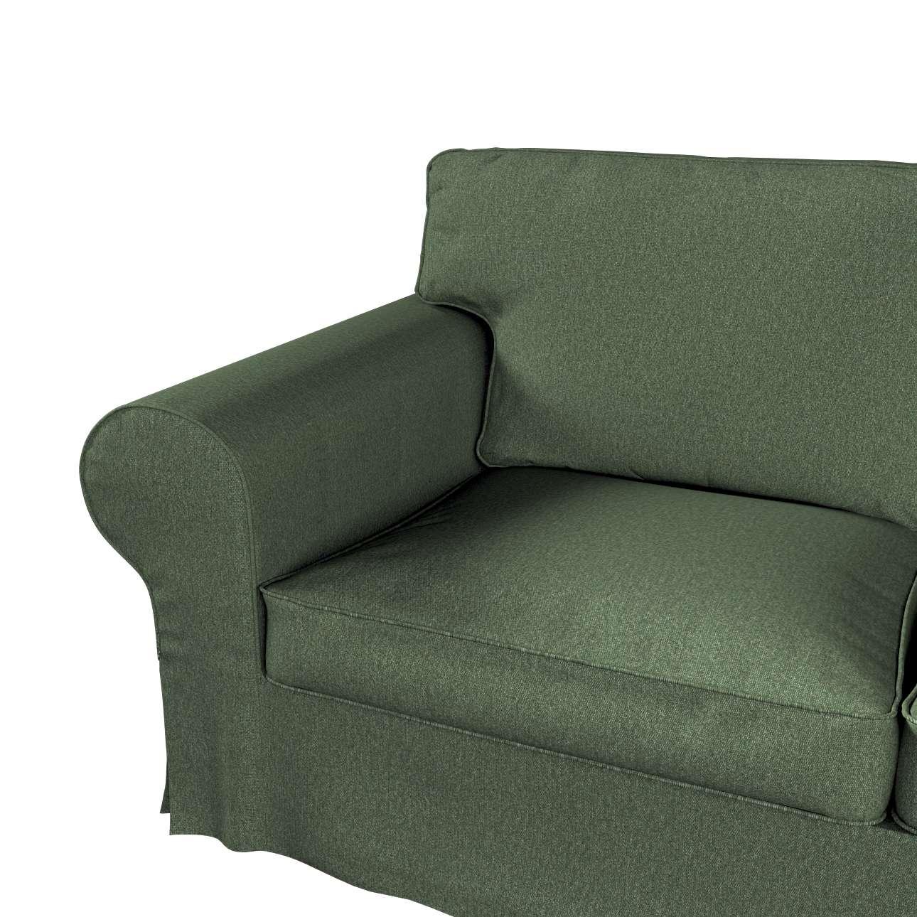 Pokrowiec na sofę Ektorp 2-osobową i leżankę w kolekcji Amsterdam, tkanina: 704-44