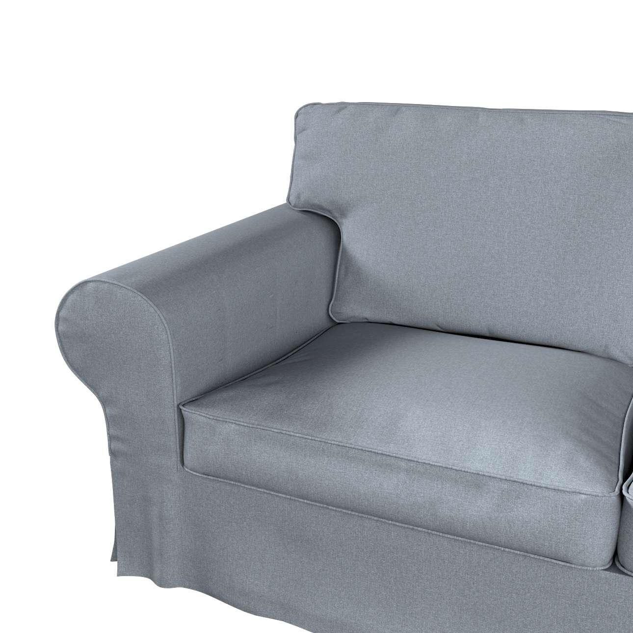 Pokrowiec na sofę Ektorp 2-osobową i leżankę w kolekcji Amsterdam, tkanina: 704-46