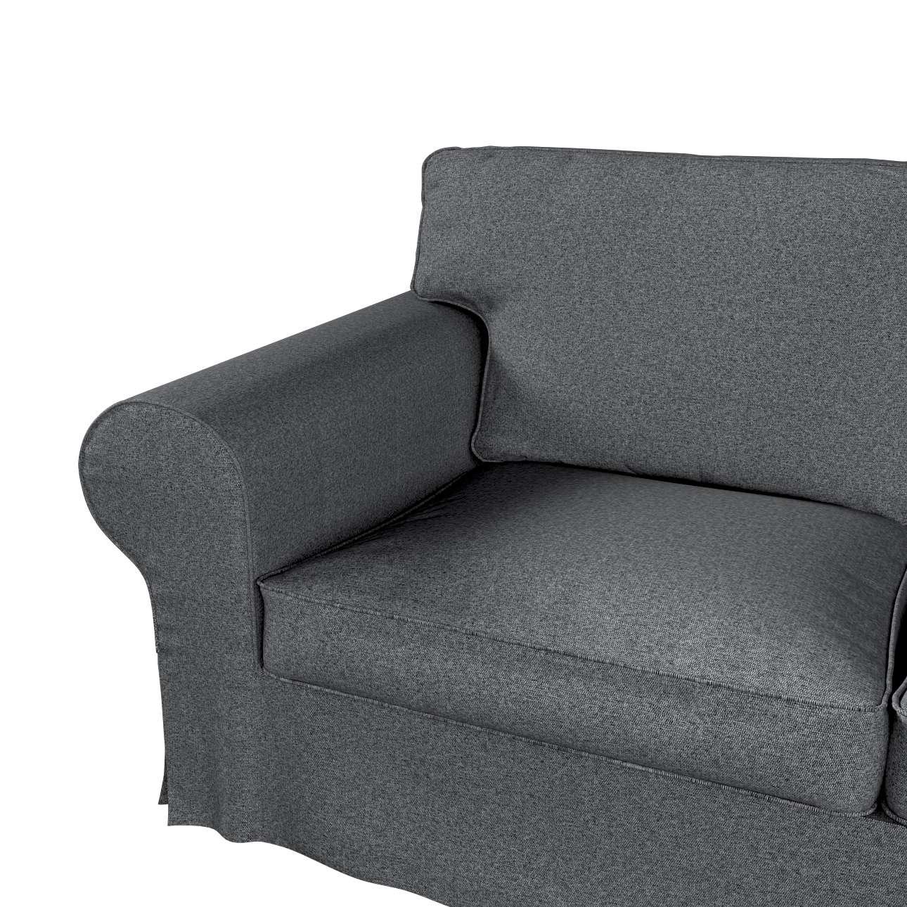 Pokrowiec na sofę Ektorp 2-osobową i leżankę w kolekcji Amsterdam, tkanina: 704-47