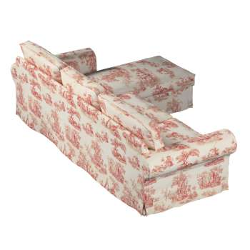 Ektorp 2-üléses kanapé és fekvőhotel huzat a kollekcióból Avinon Lakástextil, Dekoranyag: 132-15