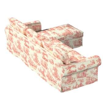 IKEA Ektorp <br>2-sits soffa med schäslong