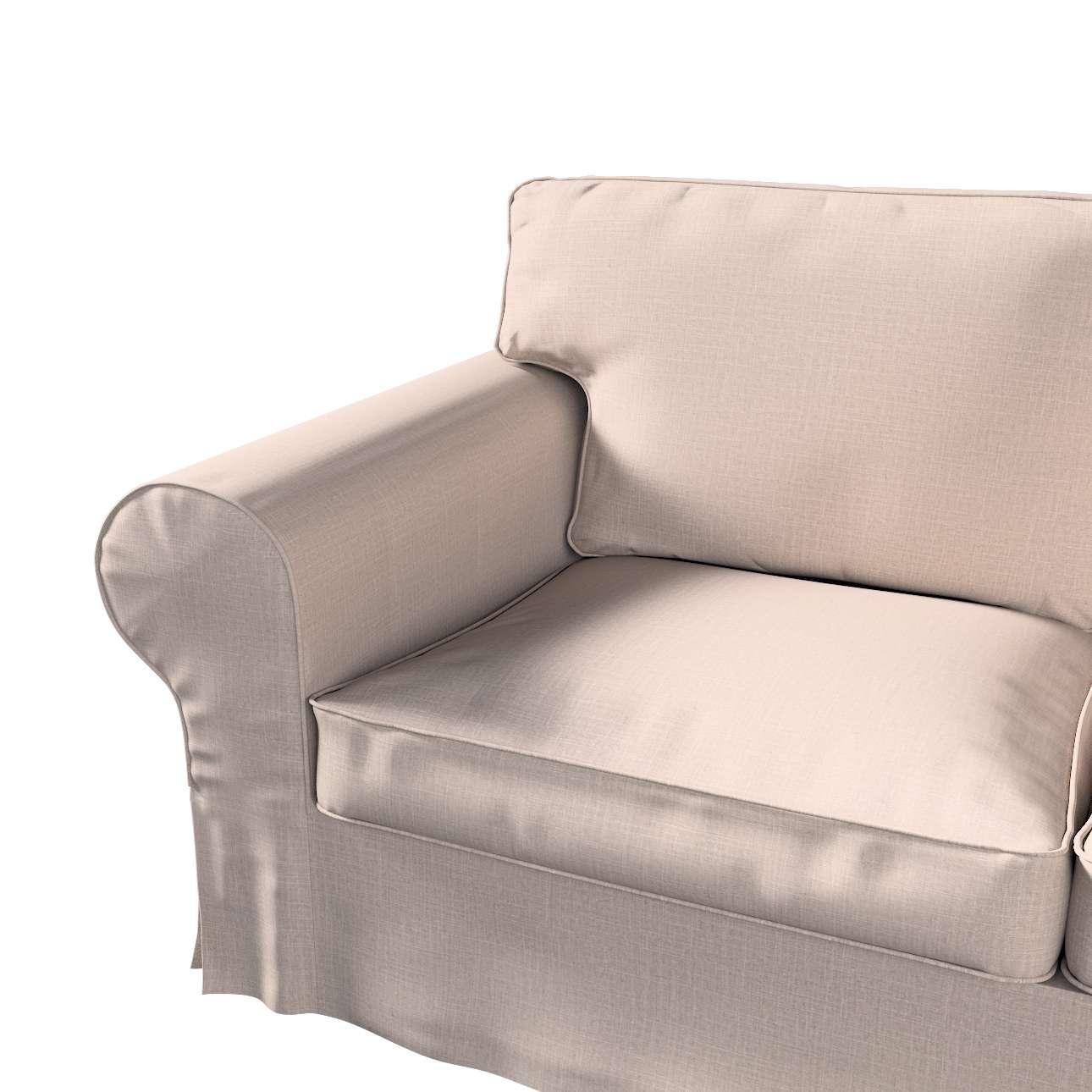 Pokrowiec na sofę Ektorp 2-osobową i leżankę w kolekcji Living, tkanina: 160-85