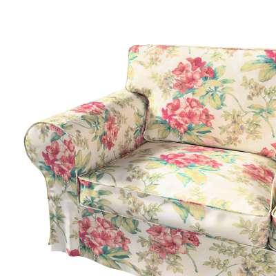 Pokrowiec na sofę Ektorp 2-osobową i leżankę w kolekcji Londres, tkanina: 143-40