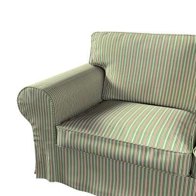 Pokrowiec na sofę Ektorp 2-osobową i leżankę w kolekcji Londres, tkanina: 143-42