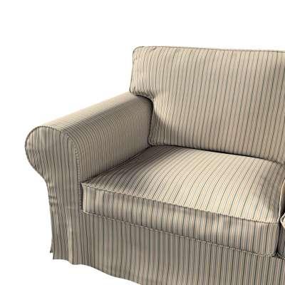 Pokrowiec na sofę Ektorp 2-osobową i leżankę w kolekcji Londres, tkanina: 143-38