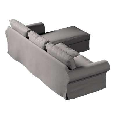 Bezug für Ektorp 2-Sitzer Sofa mit Recamiere von der Kollektion Living II, Stoff: 161-16