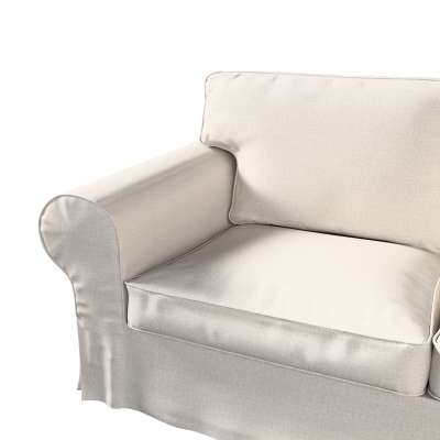 Pokrowiec na sofę Ektorp 2-osobową i leżankę w kolekcji Living, tkanina: 161-00