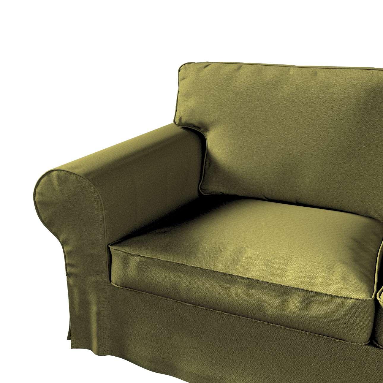 Pokrowiec na sofę Ektorp 2-osobową i leżankę w kolekcji Etna, tkanina: 161-26