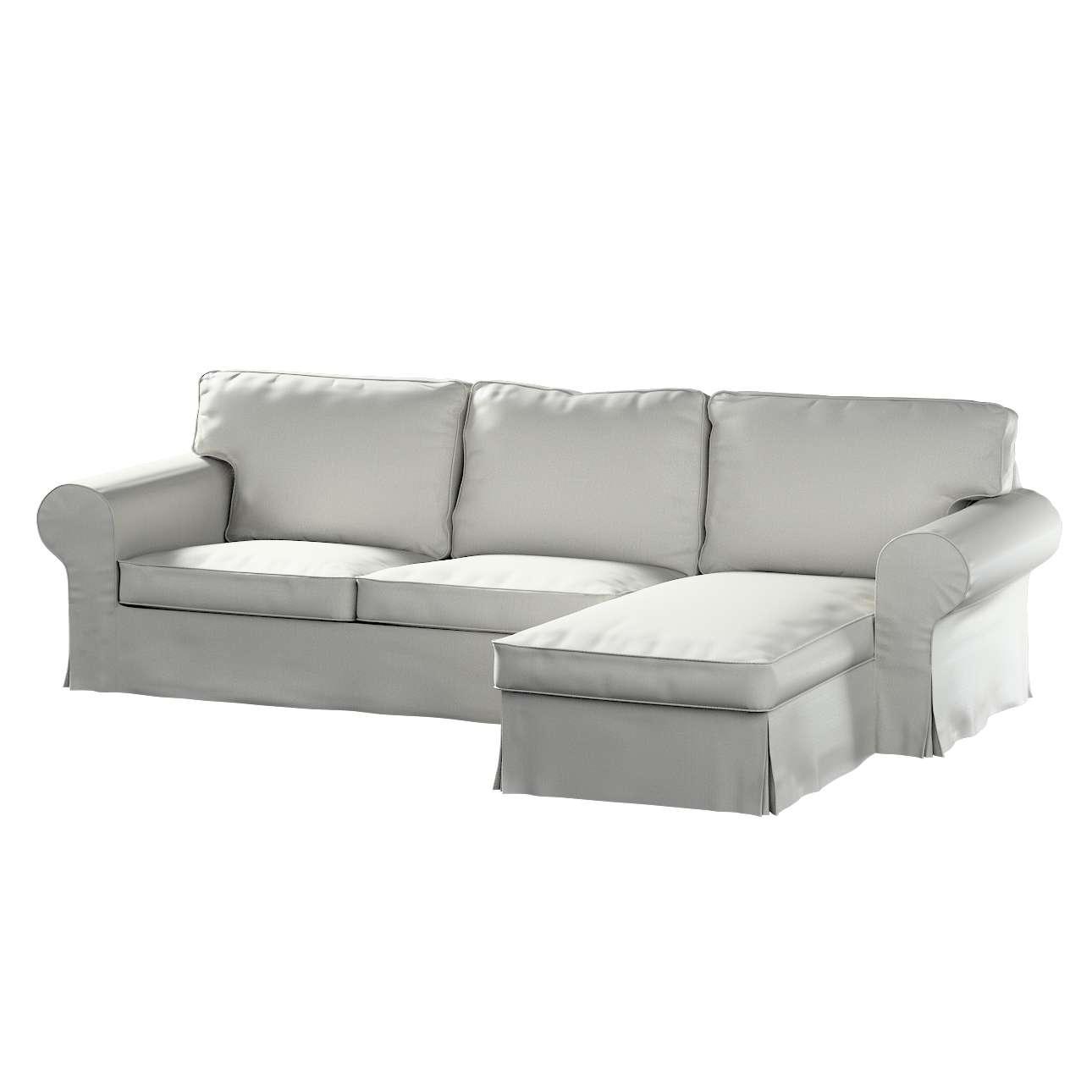 Pokrowiec na sofę Ektorp 2-osobową i leżankę w kolekcji Bergen, tkanina: 161-84