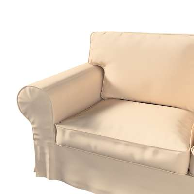 Pokrowiec na sofę Ektorp 2-osobową i leżankę w kolekcji Living, tkanina: 160-61