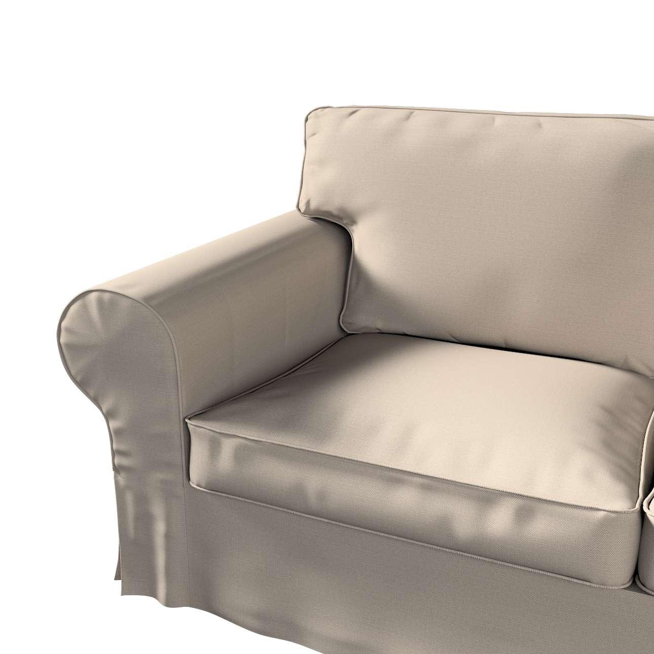 Pokrowiec na sofę Ektorp 2-osobową i leżankę w kolekcji Living, tkanina: 161-53