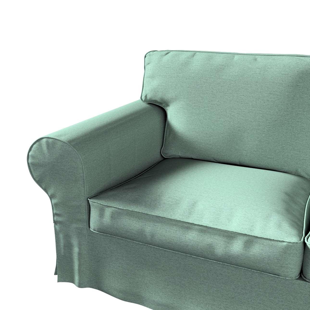 Pokrowiec na sofę Ektorp 2-osobową i leżankę w kolekcji Madrid, tkanina: 161-89