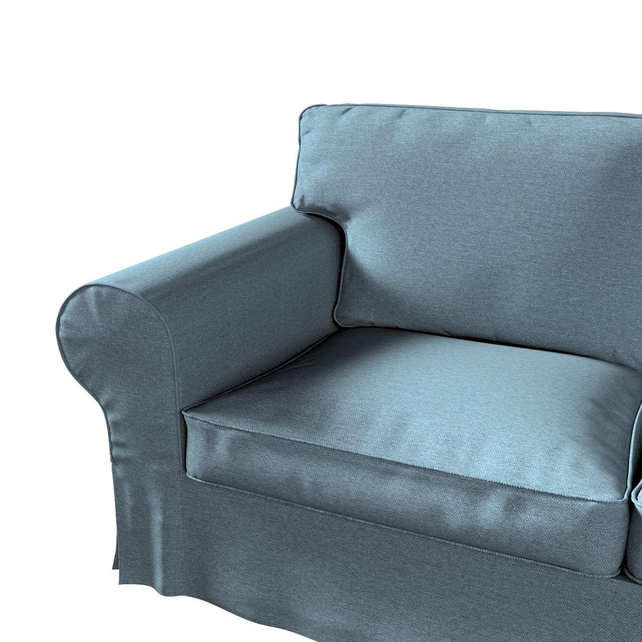 Pokrowiec na sofę Ektorp 2-osobową i leżankę w kolekcji Madrid, tkanina: 161-90