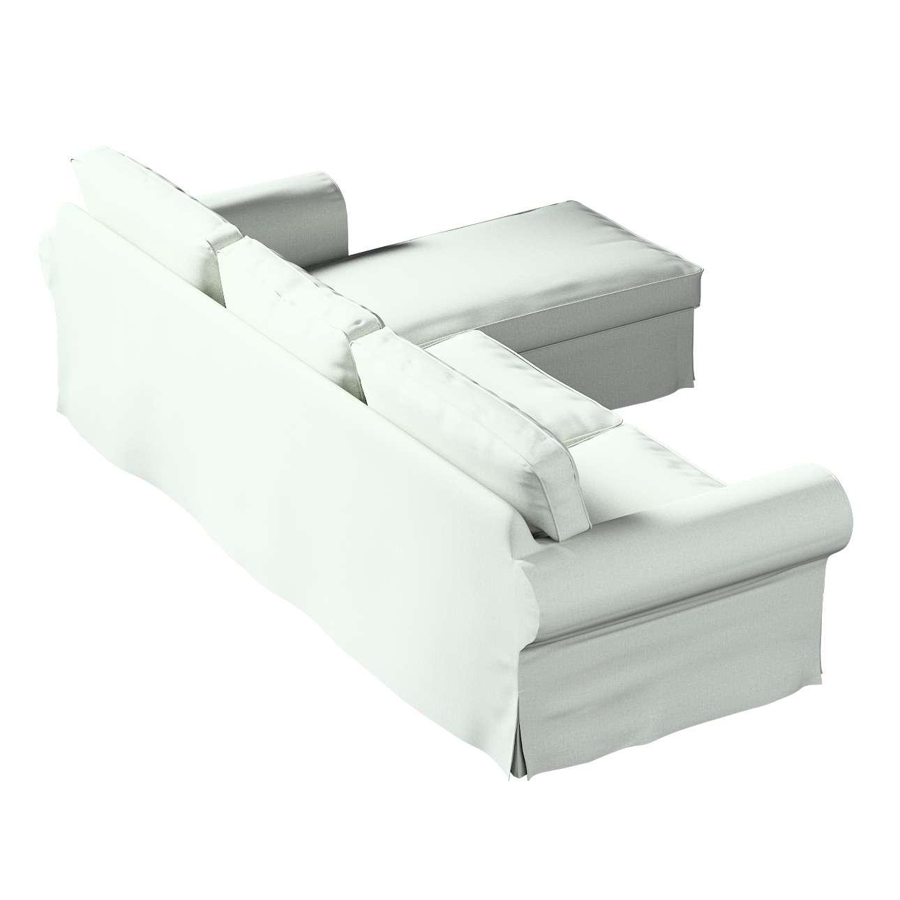 Bezug für Ektorp 2-Sitzer Sofa mit Recamiere von der Kollektion Living, Stoff: 161-41