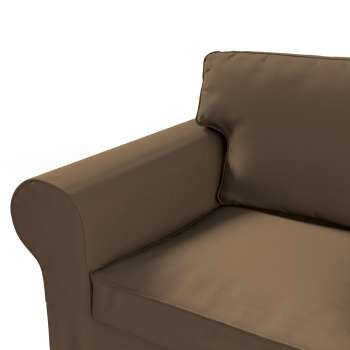 Pokrowiec na sofę Ektorp 2-osobową rozkładana NOWY MODEL 2012 w kolekcji Cotton Panama, tkanina: 702-02