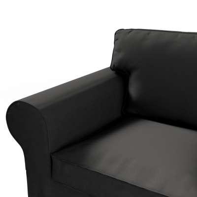 Pokrowiec na sofę Ektorp 2-osobową rozkładaną, model po 2012 w kolekcji Cotton Panama, tkanina: 702-08