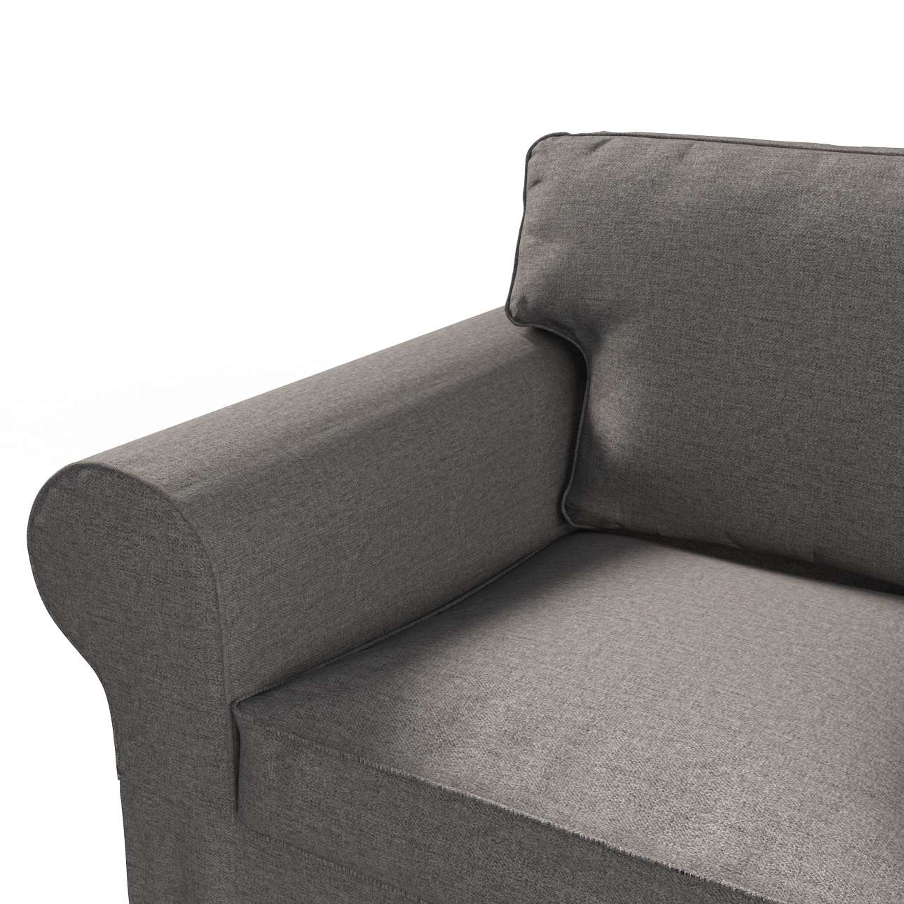 Ektorp 2 sæder sovesofa fra 2012<br/>Bredde ca 200cm Betræk uden sofa fra kollektionen Edinburgh, Stof: 115-77